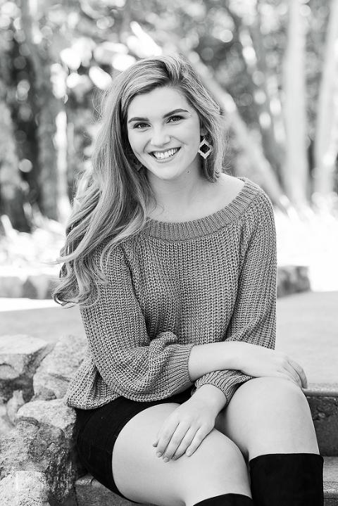 Cary Senior Portraits | Amanda English Photography