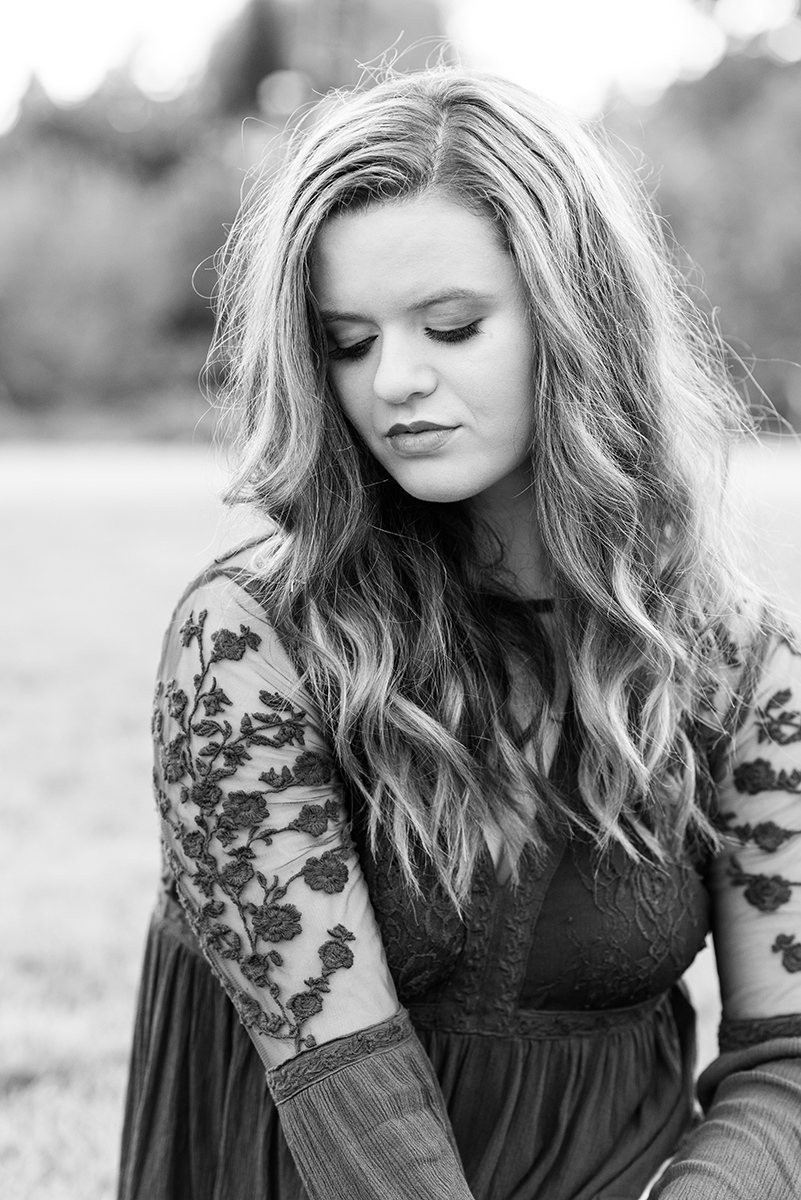 Holly Springs Senior Pictures | Amanda English Photography