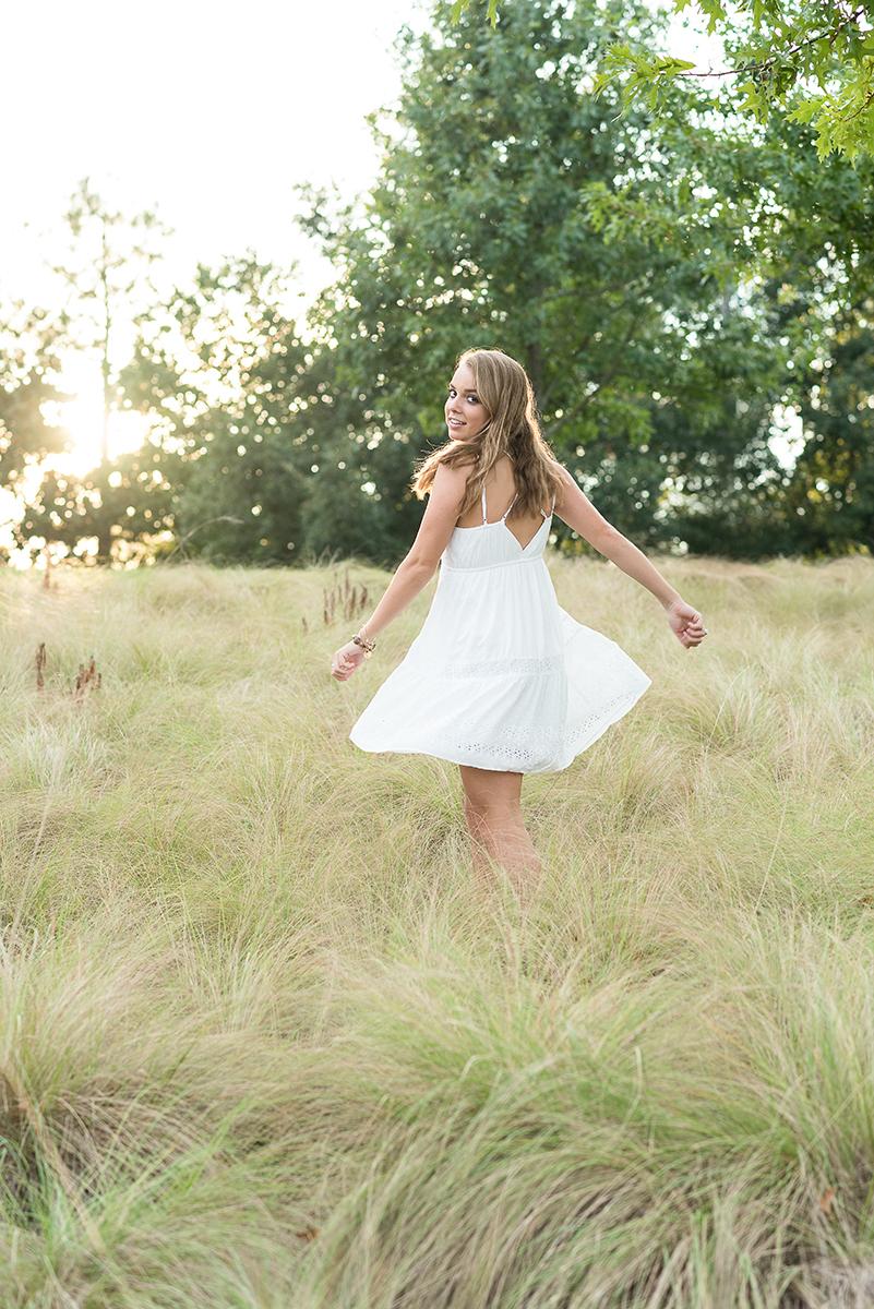Wake Forest Senior Photography