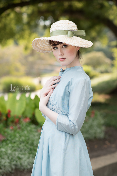 Senior Photographer Raleigh   Amanda English Photography