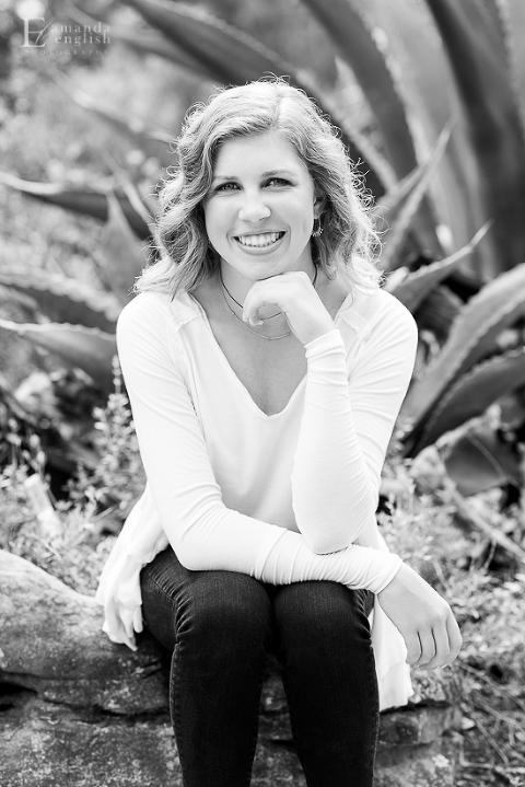 Senior Portraits Chapel Hill | Amanda English Photography