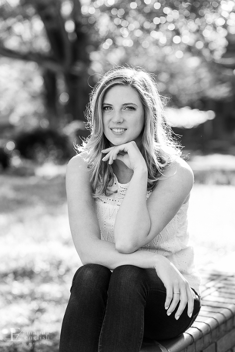Raleigh Senior Portraits | Amanda English Photography